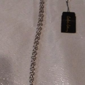 Cookie Lee Jewelry - New silver Cookie Lee Necklace